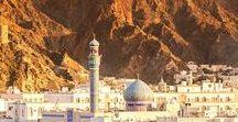 Travel Oman ♡ / #oman #travel #vae #uae #muscat