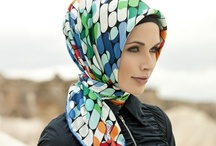 Armine's Scarf / Armine 2013 Winter Collection