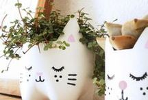 DIY Clever Ideas / Crafts and DIY projects / by Sharon Harden