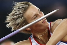 Track: JAVELIN / by Janette Buhler