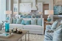 Living Room / Beautiful and inspiring living room spaces!