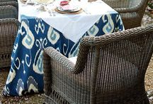 Al Fresco Dining / Outdoor Kitchen Dreaming / by Linda Harlan