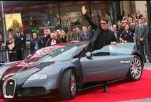Cars of Celebrities / Celebrities and their Cars