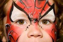 Spiderman Kinderfeest - Spiderman kids party / 'Mam', ik word 6 jaar en wil dit jaar een stoer & spannend  kinderfeest!' Welk thema heeft beide ingrediënten? Inderdaad! Spiderman! Alles rondom het themafeest Spiderman vind je hier!