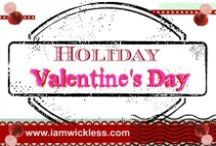HOLIDAY: Valentine's Day / Ideas for Valentine's Day crafts, games, activities, fun, and food.