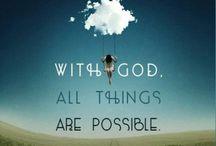 Inspiration / Jesus Christ is my Lord & Saviour.