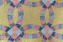 Patchwork Projects / I love sewing and especially making patchwork quilts!