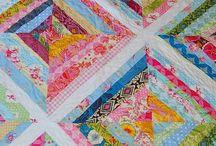 Quilt As You Go / Ideas for quilt-as-you-go...