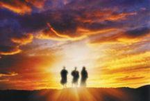 Emmaus, Chrysalis, Cursillo... / A christian walk about stepping closer to God...