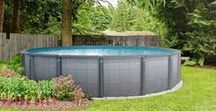 Piscine hors terre | Aboveground pool