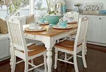 Dining Room / Beautiful dining rooms I adore!