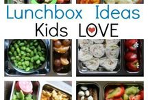 Lunch Ideas / Lunch Ideas for the Kiddos and the Grownups!