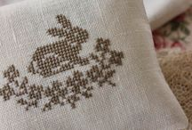 CROSS STITCH Easter / PUNTO CROCE PASQUALE