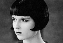 Louise Brooks / Sou um grande admirador dessa linda mulher tão a frente da sua época.