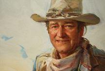 John Wayne / Um ator marcante que se confundia com um homem notável por trás de cada personagem.