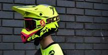 Hot MX looks for 2018:  Bold and Bright / With the 2018 season rapidly approaching we have picked our Hot products and looks for 2018. The looks we've featured include some Dirtbikexpress' favorite products.