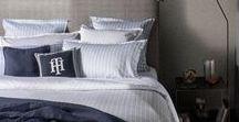 Kunde | Tommy Hilfiger Home / Tommy Hilfiger ist einer der führenden Designer Lifestyle Marken weltweit und steht für die Essenz des klassischen amerikanischen coolen Look.  Die Home Collection transportiert den sportiv-lässigen Collegestyle mit jedem Produkt.