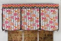 Lace Up Valance / curtains, shades, valances, drapes, curtain rods, brackets, tiebacks, medallions, hardware, knobs, finial, sewing patterns