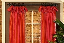 Floppy Top Panels / curtains, shades, valances, drapes, curtain rods, brackets, tiebacks, medallions, hardware, knobs, finial, sewing patterns