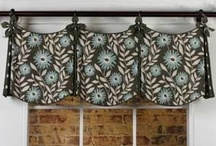 Delaine Valance Sewing Pattern