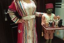 Caftans / Moroccan & ethinic caftans / by Najwa