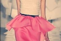 Fashion Trend: Peplum