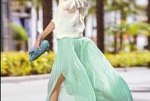Fashion Trend: Maxi Skirt