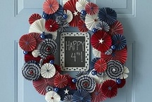 DIY Fourth of July  / Great Craft Ideas for July 4!