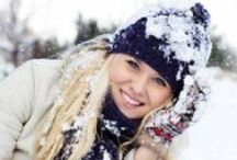 Winter / Winter can wreck havoc on your skin. How to stay clear during the colder months and holiday shuffle.
