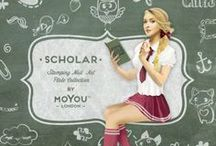 Scholar Collection / New Collection this Friday!