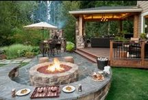 Outdoor Living / Design tips for outdoor living and creating the California lifestyle.