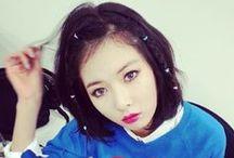 hyuna / hyunseung / trouble maker