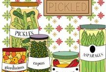 Culinary Illustration / by Ginny Hines