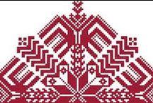Latvian folk design & beyond / Latvian folk design is an evolving process.  / by Anita Vejins