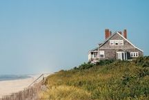 Seaside / From the shores of Maine to the French Riviera, visions of life amidst sea, sand and sun