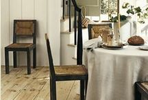 Countryside / Musings on a slower pace, sunlit rooms, soft colors and an abundance of nature
