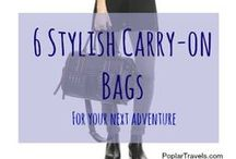 Stylish Travel / Fashion and stylish things for the put-together traveler (or people who pretend to be that way)