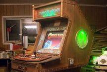 Game Room Stuffs / A room OF GAMES. ooooh... aaaahhhh.
