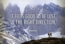 Travel Quotes & Inspiration / Words of wisdom to inspire your next adventure