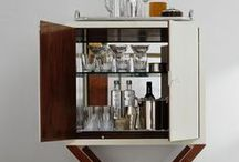 Cocktail Hour / Smart cocktails meet even smarter bars and accessories for the day's most alluring hour