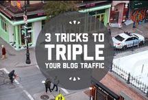 Blogging: Tips and Tricks / Helpful tips for blogging, social media and more. Notes for a better nomadic life.
