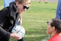 Parent/Coach Conflict / Browse our articles about managing conflict between parents and coaches around topics such as tips for a positive partnership and making parents an asset.