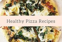 Healthy Pizza Recipes / Healthy pizza recipes, including gluten free crust recipes, to support clean eating.