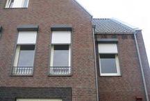 Rolluiken / Rolluiken: voorzien in veel behoeften! Wist je dat een rolluik in de zomer warmte weert en in de winter kou buiten laat staan? www.suncircle.nl/