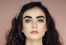 Brautfrisuren / Die schönsten Looks für den großen Tag in deinem Leben