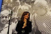 No fue Magia / Cristina Fernandez de Kirchner Nestor Carlos kirchner Patria Grande