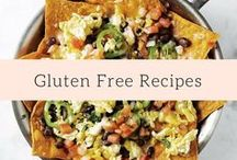 Gluten Free Recipes / Gluten Free recipes for breakfast, lunch, dinner snacks and dessert! For many, a gluten free diet supports better digestion and weight loss.