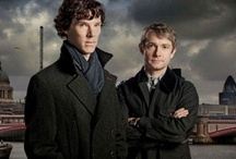 I am SHERlocked / by Antonina