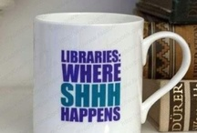 The Lure of the Library / Why we love the library and all it represents...and you hope you will too....