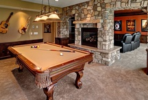 Lower Level Remodels by Lecy Bros